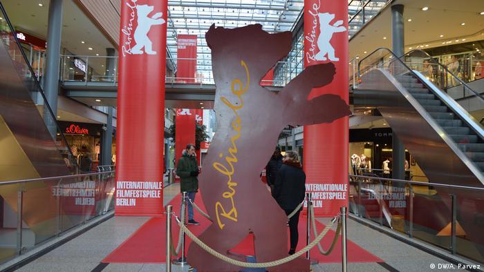 Deutschland Berlinale 2018 in Berlin (DW/A. Parvez)