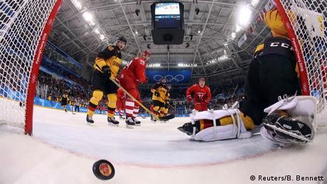 Pyeongchang 2018 Olympische Winterspiele Eishockey (Reuters/B. Bennett)