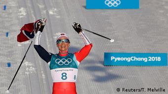 medaillenspiegel olympiade 2018