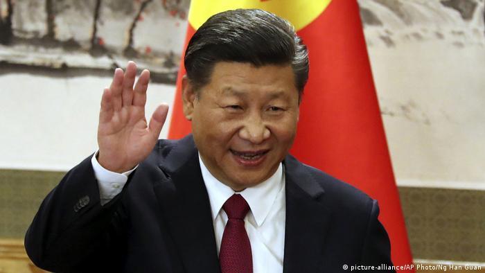 Xi Jinping (picture-alliance/AP Photo/Ng Han Guan)