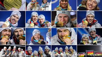 Немецкие олимпийские чемпионы
