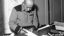 Ali Akbar Dehkhoda (1879 - 1956), iranischer Schriftsteller und Linguist