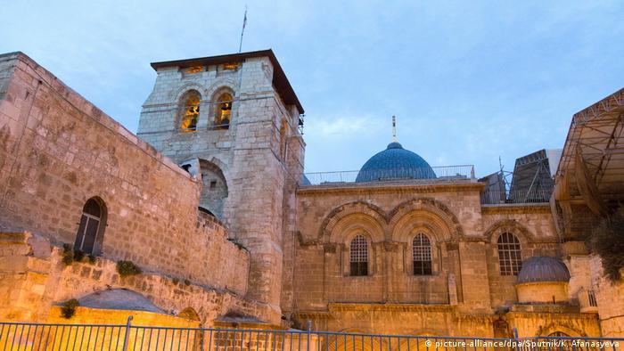 Biserica Sfântului Mormânt din Ierusalim
