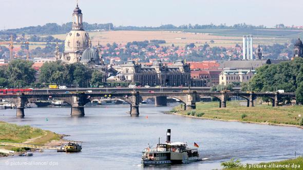 Дрезден - саксонская жемчужина