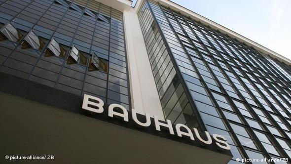 Bauhaus modelo para armar cultura dw for Bauhaus berlin edificio