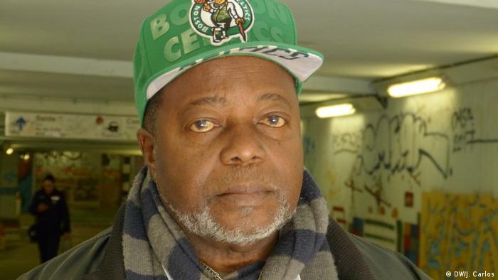 Paixão da Fonseca, doente renal há onze anos, denuncia a situação dos pacientes angolanos em Lisboa