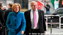 CDU Julia Kloeckner Peter Altmaier (Getty Images/AFP/J. MacDougall)