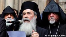 Israel | Kirchenführer schließen aus Protest die Grabeskirche auf unbestimmte Zeit