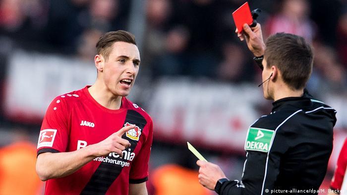 Bundesliga Bayer Leverkusen - FC Schalke 04 (picture-alliance/dpa/M. Becker)