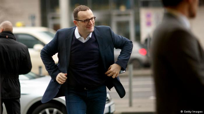 Jens Spahn (Getty Images)