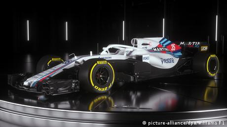 Formel 1 2018 - Präsentation Williams FW41 (picture-alliance/dpa/Williams F1)