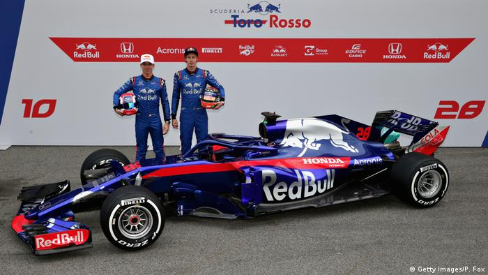 F1 Winter Testing in Barcelona - Day One (Getty Images/P. Fox)
