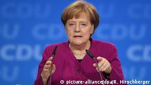 Berlin CDU-Parteitag | Angela Merkel, Bundeskanzlerin