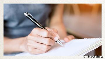Deutschkurse | Wortschatz | BFS | WBS_Foto_notieren