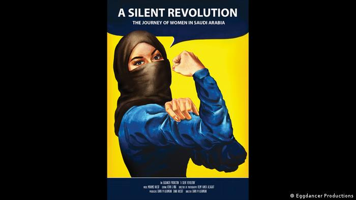 Film Plakat: A Silent Revolution (Eggdancer Productions)