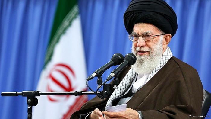 Iran Ayatollah Ali Khamenei (khamenei.ir)