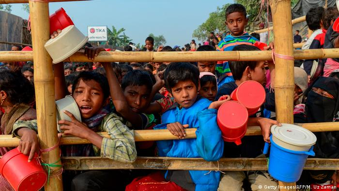 European Union seeks sanctions on Myanmar military over Rohingya crisis