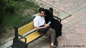 Bild aus dem Buch Transit Teheran, Fotograf Kian Amani