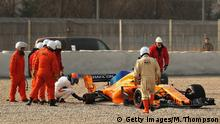 Spanien Barcelona - F1 Wintertestlauf: Fernando Alonso