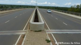 Chinesische öffentliche Arbeiten in Maputo