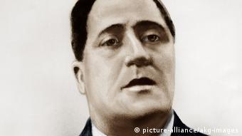 Guillaume Apollinaire - französischer Dichter um 1910