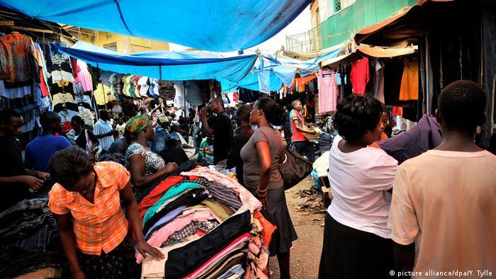Tržnica u Ugandi
