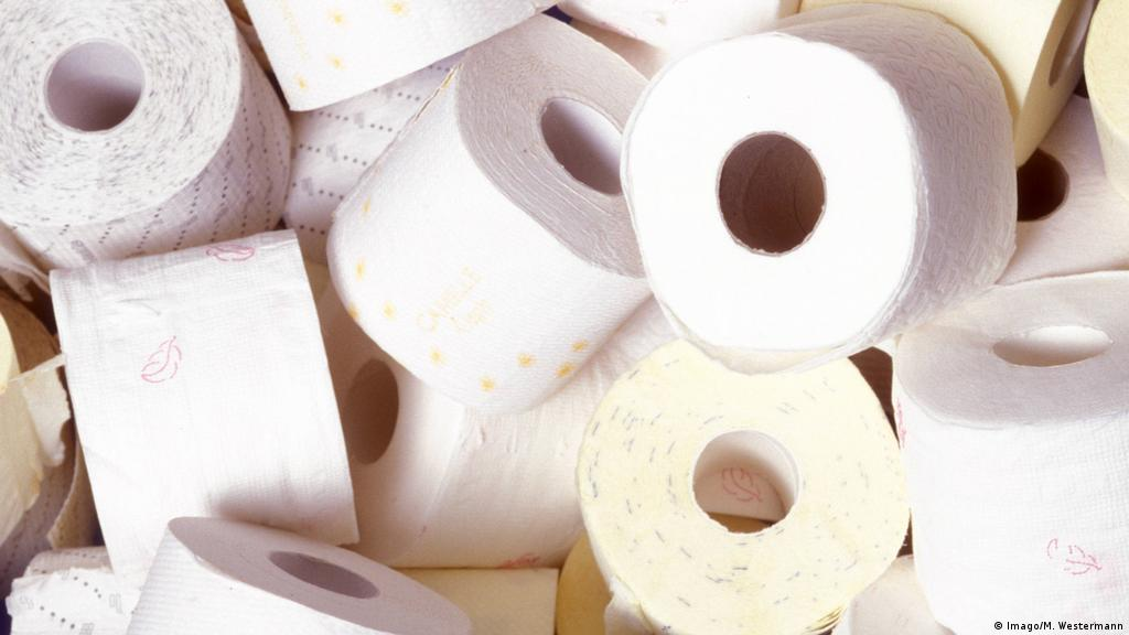 Wiped Out Town Flushes Final Roll Of