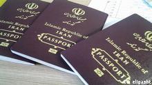 Iran Reisepass