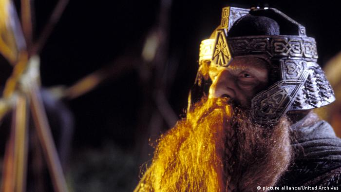 Bearded soldier in film still: 'The Lord of the Rings: The Return of the King' (picture alliance/United Archives)