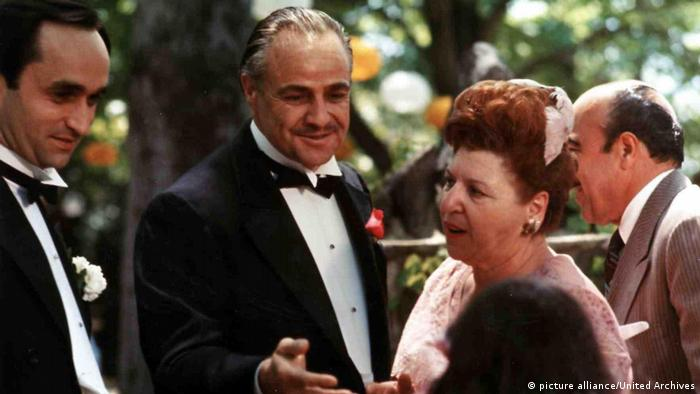 Film still from The Godfather (picture alliance/United Archives)