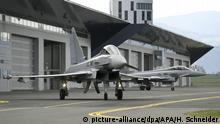 Eurofighter in Österreich