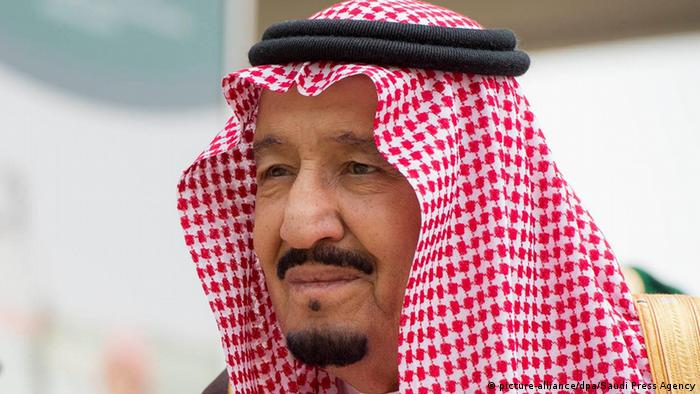 Saudi-Arabien Salman bin Abdulaziz al-Saud in Riad (picture-alliance/dpa/Saudi Press Agency)