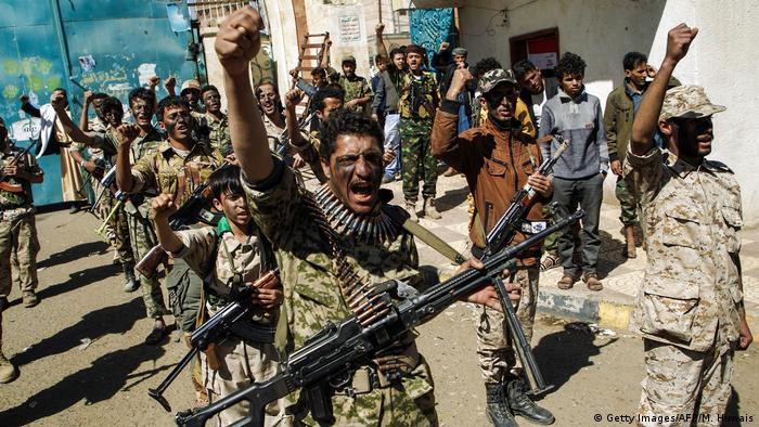 More than 100 Houthis killed in Yemen