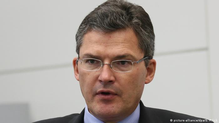 Deutschland CDU-Politiker Roderich Kiesewetter in Berlin