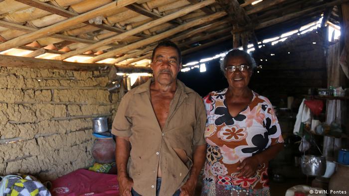 Brasilien Boqueirão da Onça in Bahia (DW/N. Pontes)