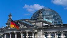 Berliner Reichstag, Berlin, Deutschland