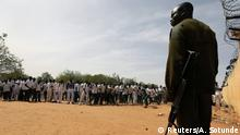 Nigeria Angriff auf Mädchenschule in Dapchi