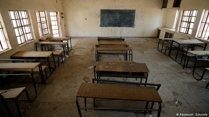 Nigeria Angriff auf Mädchenschule in Dapchi (Reuters/A. Sotunde )