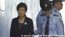 Südkorea Park Geun Hye