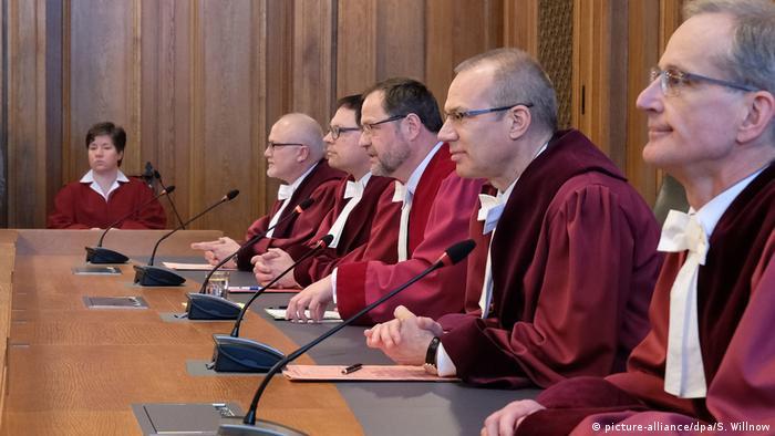 Deutschland Bundesverwaltungsgericht urteilt über Diesel-Fahrverbote