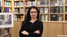 Lehrerporträt Valentina aus Russland