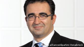 Islam expert and sociologist Rauf Ceylan of Osnabrück University (Niedersachsen)