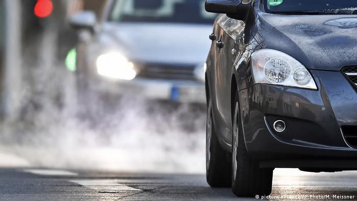 Deutschland Fahrverbort in Städten (picture alliance/AP Photo/M. Meissner)