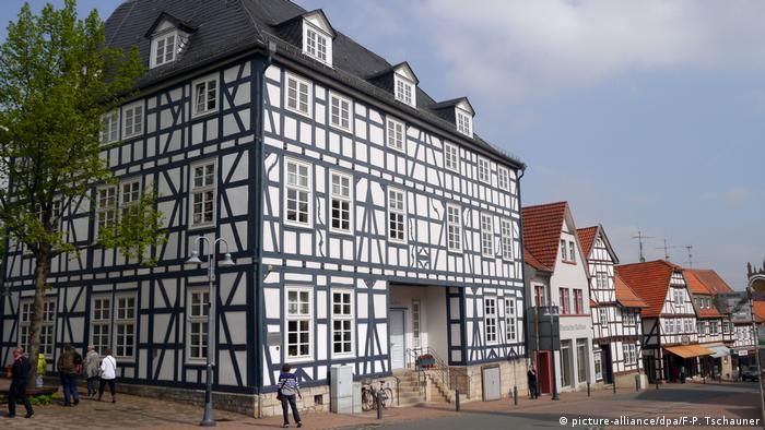 Korbach - Altstadt (picture-alliance/dpa/F-P. Tschauner)