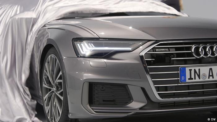 Audi A6 (DW)