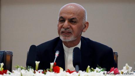 Afghanistan Kabul Friedens-Konferenz