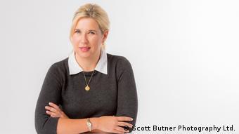 Global Ideas International Women's Day Cara Augustenborg (Scott Butner Photography Ltd.)