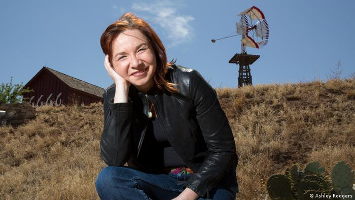 Foto: Katherine Hayhoe (Quelle: Ashley Rodgers)