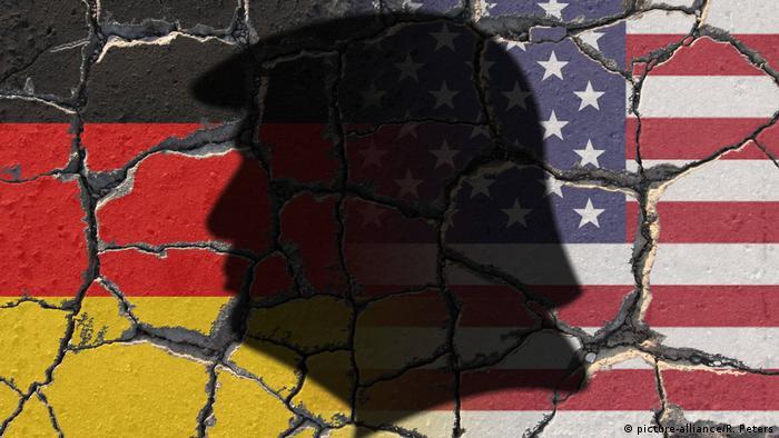 Symbolbild Verhältnis USA Deutschland