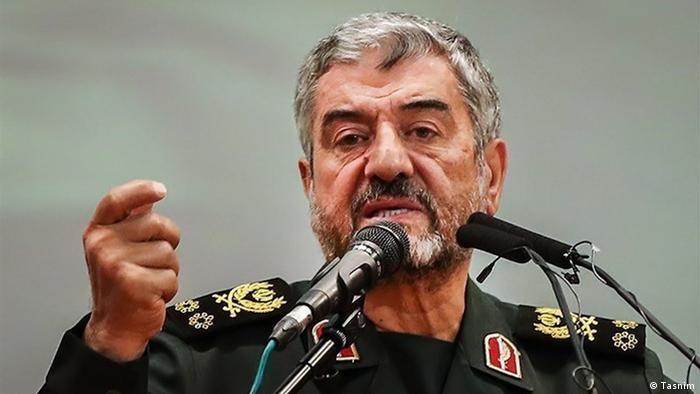 Iran Mohammad Ali Jafari, Kommandeur der Revolutionsgarde